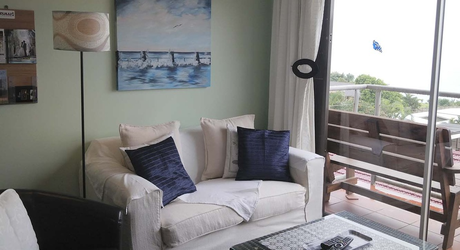Self-catering Chalet, Ocean Blue Guesthouse